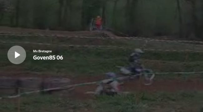 Motocross Goven 2006 85cc
