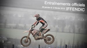 Entraînements officiels d'Iffendic 2012