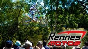 Rennes Motos soutient Christophe Lhériteau