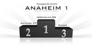 ANAHEIM 1 : Villo, Seely et Jordan !