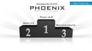 PHOENIX : Dungey, Wilson et Team JLP