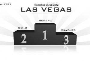LAS VEGAS:  Rom1YZ Champion !
