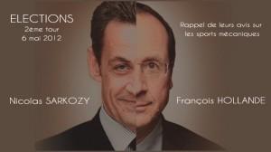 PRÉSIDENTIELLES: Sarko/Hollande-MX