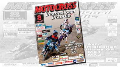 COMMUNIQUÉ: Motocross Inter d'Iffendic