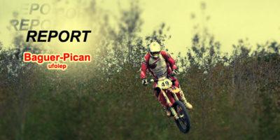 REPORT UFOLEP: Baguer-Pican