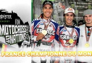 Motocross des Nations 2012 – Lommel: « Et si on gagnait … »