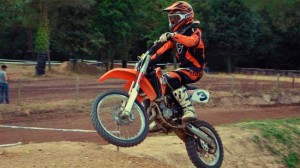 REPORT MOTOCROSS UFOLEP: Talensac