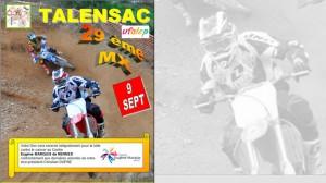 Tour de Bretagne: Motocross Talensac