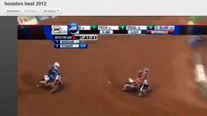 Qualif 450 Houston 2012 – Duel Stewart/Windham en français