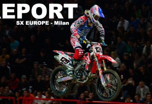 SX EUROPE – Milan: Cédric Soubeyras titré !