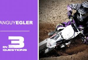 En 3 questions: Tanguy EGLER