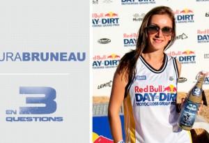 En 3 questions: Laura BRUNEAU