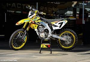 SX US: les motos d'Anaheim