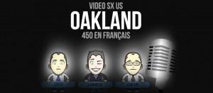 VIDEO: Oakland 450 en français