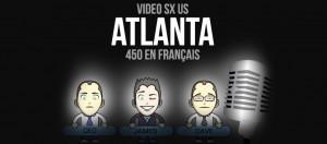 VIDÉO: SX Atlanta en Français