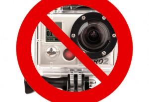 CAMERA: Explication de l'interdiction