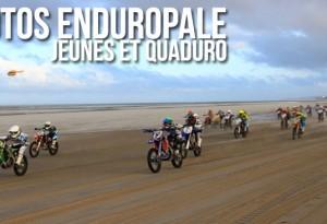 PHOTOS: Enduropale jeunes et Quaduro