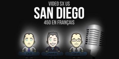 VIDEO: San Diego en Français