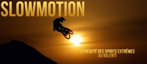 VIDEO: Slowmotion sports extrêmes