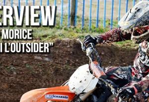 ITV: Howard Morice «Je serai l'outsider»