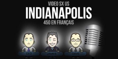 VIDÉO: Indianapolis 450 en Français