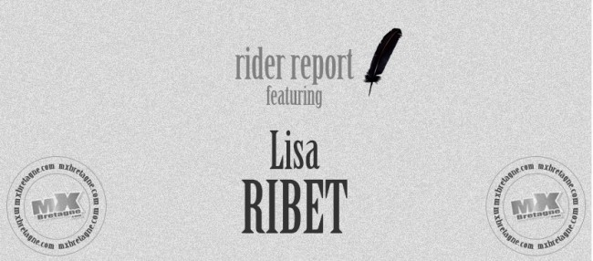RIDER REPORT: Lisa RIBET – Rousson