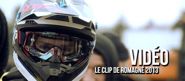 VIDÉO: Le clip de Romagné 2013 !