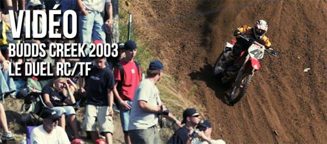 VIDÉO: Budds Creek 250 2003