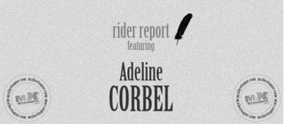 RIDER REPORT: Adeline CORBEL – MXF – La Voulte