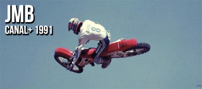 JMB sur Canal + en 1991