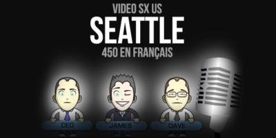 VIDÉO: Seattle finale 450 en Français