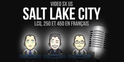 VIDÉO: Les finales de Salt Lake City en Français