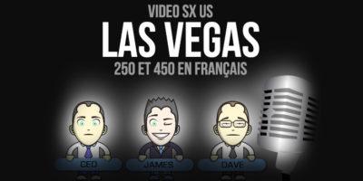 VIDÉOS: Les Finales de Las Vegas en Français