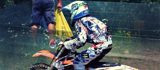 MINIVERT: Duhamel sur le podium de St-Chamond