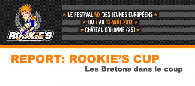 REPORT: La Rookie's Cup 2013