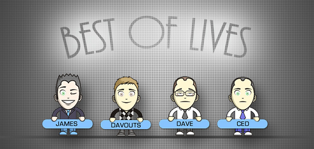 LIVE AUDIO: Le Best of 2013