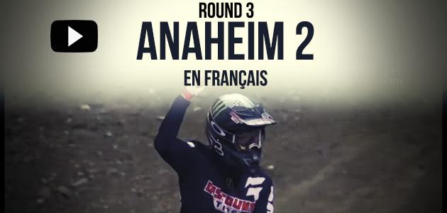 SUPERCROSS ANAHEIM 2: La Finale 450 en français