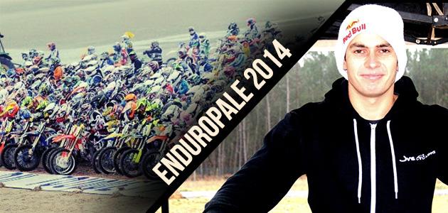 ENDUROPALE 2014: Tanguy FEVRE tente l'aventure