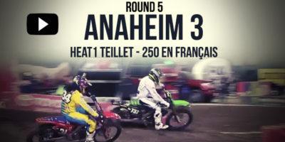 VIDEO: La belle série de Valentin Teillet à Anaheim 3 en Français