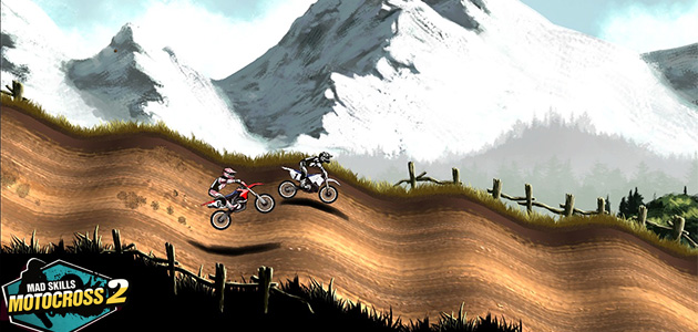 JEUX: Mad Skills Motocross 2