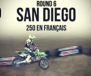 VIDEO: La finale 250 du Supercross de San Diego en français