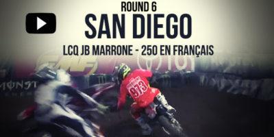 VIDEO: Le LCQ JB Marrone à San Diego en français
