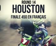 VIDEO: La Finale 450 du Supercross d'Houston en français | Rd14