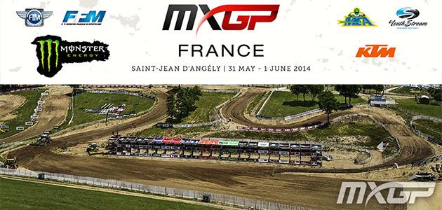 G.P FRANCE 2014: Le point après le samedi
