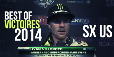 SX US 2014: 17 victoires en 2 minutes de vidéo