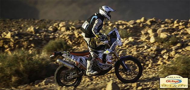 RALLY: Sébastien COUÉ 18ème au Maroc