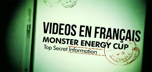 MONSTER CUP 2014: Les finales 450 en Français