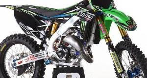 MOTO DU JOUR: 125 KX Bud Racing