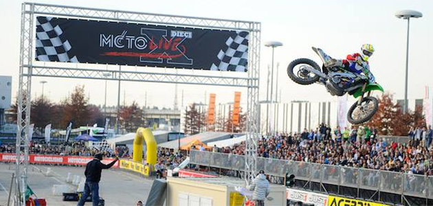 VIDEO: Supercross Milan 2014