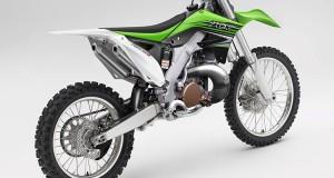 MOTO DU JOUR: Kawasaki 250 KX
